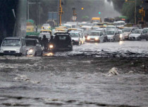 Delhi Rains to continue their streak, heavy showers in many parts