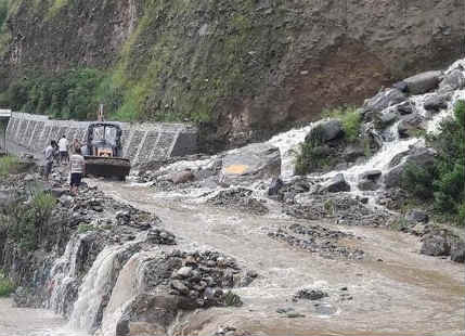 Heavy-rains-continued-in uttarakhand