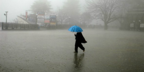 Rain to commence in Kashmir; to continue over Uttarakhand, Himachal
