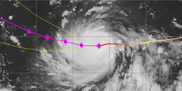 Typhoon | Barijat passes with whimper, Mangkhut expected to thunder