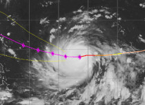 Typhoon Mangkhut to intensify into deadly Cat 5 storm, mammoth rains likely