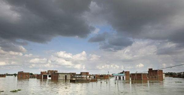 Monsoon rains in Uttar Pradesh