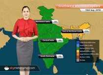 Monsoon Forecast for Sep 15, 2018: Heavy rain in Sub-Himalayan West Bengal, Sikkim and Assam