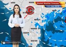 Weather Forecast for Sep 19: Rain in Odisha, West Bengal, Chattisgarh
