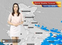 Weather Forecast for Sep 20: Rain in Odisha, Chhattisgarh, West Bengal, Andhra, Karnataka
