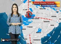 Weather Forecast for Sep 22: Cyclone Daye weakens into low, Rain in Delhi, UP, MP, Maharashtra