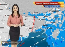 Weather Forecast for Sep 26: Rain in Bengaluru, Kolkata, Tamil Nadu, Kerala