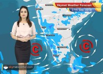 Weather Forecast for Sep 27: Rain in Karnataka, Tamil Nadu, Kerala, dry weather in Delhi