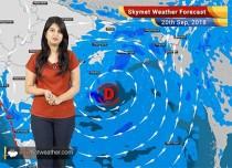 Weather Forecast for Sep 20: Rain in Odisha, Andhra Pradesh, Chhattisgarh, Madhya Maharashtra