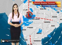Weather Forecast for Sep 22: Heavy rains likely in Himachal and Uttarakhand