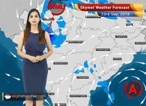 Weather Forecast for Sep 23: Rains likely in Delhi, Uttarakhand, Odisha, Tamil Nadu and Kerala