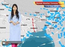 Weather Forecast for Sep 27: Rain in Bihar, Jharkhand, Odisha, Northeast India