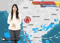 Weather Forecast for Sep 29: Rain in Tamil Nadu, Odisha; Monsoon to withdraw soon
