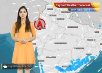 Weather Forecast for Sep 30: Heavy rains ahead for Interior Tamil Nadu, Kerala and Lakshadweep