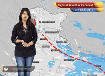 Weather Forecast for Sep 12: Rain in Bihar, Jharkhand, Kolkata, Uttarakhand