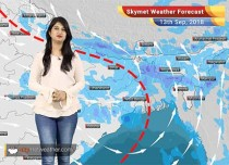 Weather Forecast for Sep 13: Rain in Bihar, Kashmir, Uttar Pradesh, Madhya Pradesh