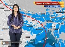Weather Forecast for Sep 14: Rain in Himachal, Uttarakhand, West Uttar Pradesh