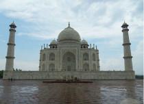 Rain in Agra