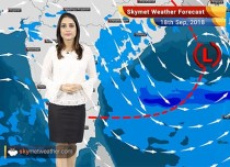 Weather Forecast for Sep 18: Rain in Chennai, Andhra Pradesh, Odisha, Tamil Nadu