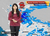Weather Forecast for Sep 24: Rain in Chennai, Bengaluru, Delhi