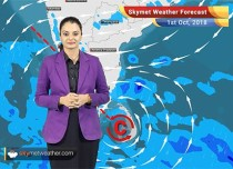 Weather Forecast for Oct 1: Heavy rain in Kerala, Tamil Nadu to continue, rest of the country to remain almost dry