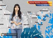 Weather Forecast for Sep 17: Rain in parts of Chhattisgarh, Madhya Pradesh, Maharashtra