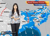 Weather Forecast for Sep 25: Rain in Jharkhand, Odisha, Himachal, Uttarakhand