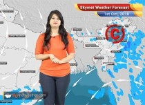 Weather Forecast for Oct 1: Monsoon to withdraw from rest of North India, rain in Tamil Nadu, Kerala