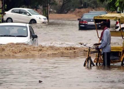 floods uttar pradesh
