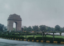 delhi monsoon