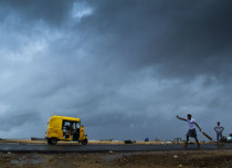 Chennai Rains: Heavy showers to continue; schools remain shut