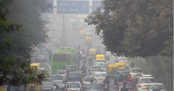 India Smog Article