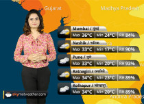 Maharashtra Weather Forecast for Oct 24: High rain deficiency in Maharashtra, Residents continue to battle dry weather