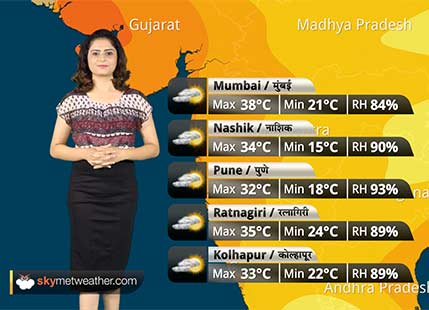 Maharashtra Weather Forecast for Oct 27: Temperatures soaring up in Maharashtra, No rains expected