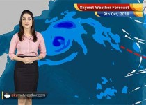 Weather Forecast for Oct 9: Rain in Bengaluru, Tamil Nadu, Kerala, Karnataka, Odisha, West Bengal