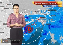 Weather Forecast for Oct 12: Cyclone Titli weakens into a Depression; heavy rains in Jharkhand, Odisha and West Bengal