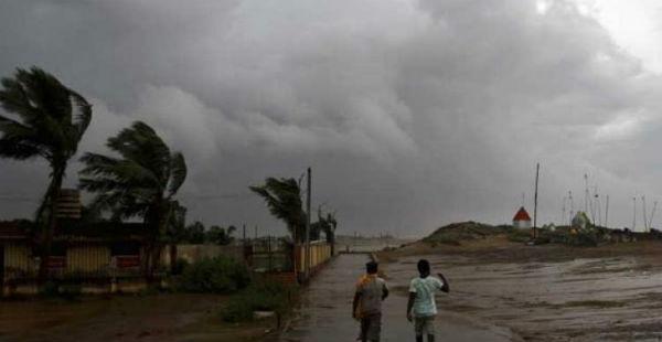 Rain in Odisha IndiaTV 600