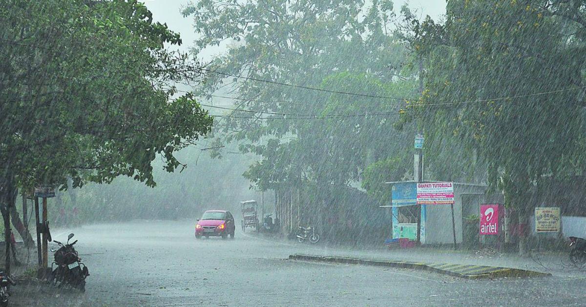 Rain in Bihar: Pre-Monsoon rains in Patna, Purnea, Bhagalpur, Muzaffarpur, Darbhanga and Supaul   Skymet Weather Services