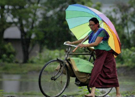 Northeast India weather