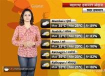 Maharashtra Weather Forecast for Oct 10: Possibility of light rainfall in Maharashtra, Konkan and Goa