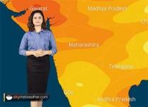 Maharashtra Weather Forecast for Oct 17: Hot winds grip Mumbai, Possibility of light rain around 18th October