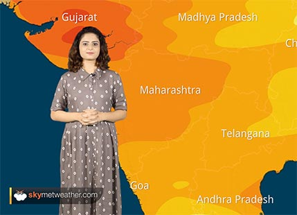 Maharashtra Weather Forecast for Oct 19-20: Rain in Maharashtra,Short Relief from Dry weather
