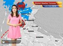Weather Forecast for Oct 16: Rain in Bengaluru, Chennai, Kerala, TN, Pollution to rise in Delhi