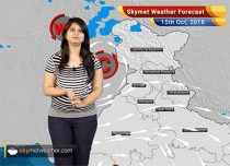 Weather Forecast for Oct 15: Rain in Kerala, Tamil Nadu; Delhi Pollution to increase