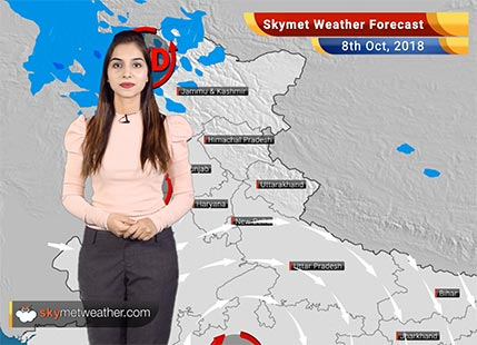 Weather Forecast for Oct 8: Rains ahead for in Chennai, TN, Kerala, Coastal Karnataka