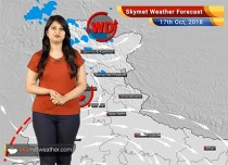 Weather Forecast for Oct 17: Delhi Pollution makes a comeback, rain in South India