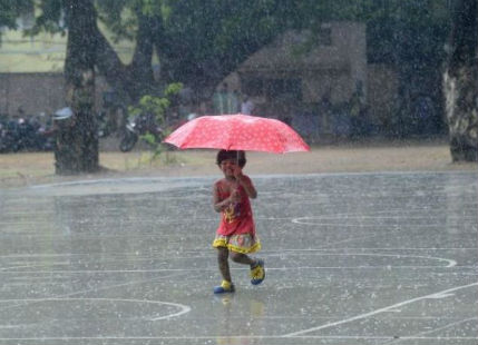 Northwest India Rains