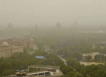 Delhi Pollution and smog--DNA India 429