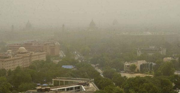 Delhi Pollution and smog--DNA India 600