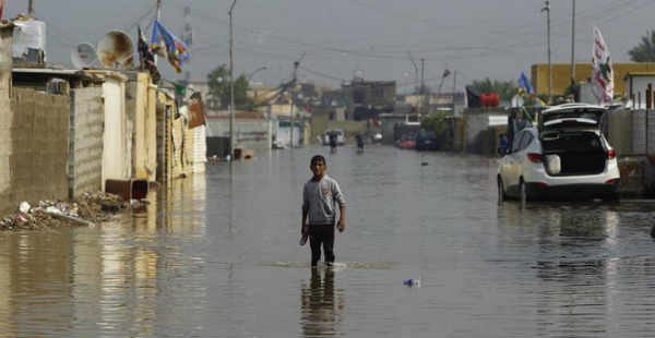 Iraq Floods Article